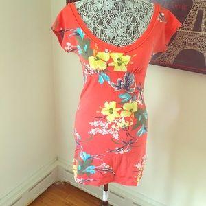 Hollister Tropical Dress 👗